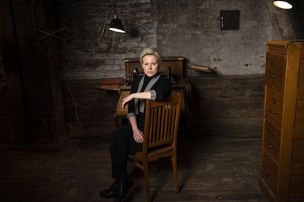 Emmi Parviainen on tehnyt yhteistyötä ohjaaja AJ Annilan kanssa Ikitie-elokuvassa.