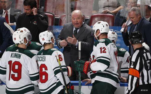 Mikko Koivun kipparoima Minnesota Wild antoi valmentajalleen kenkää – NHL:ssä nähty tällä kaudella jo kahdeksan valmentajanvaihdosta