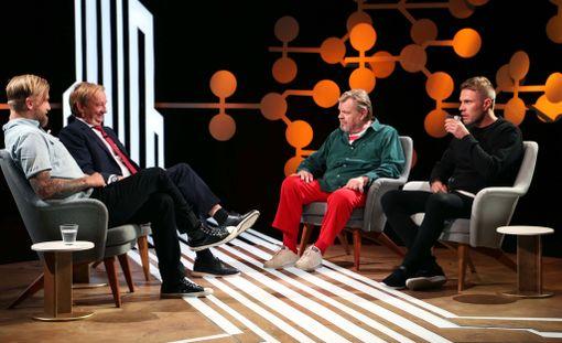Vesa-Matti ja Joonas Loiri ovat vieraina Harkimot-ohjelman ensimmäisessä jaksossa.