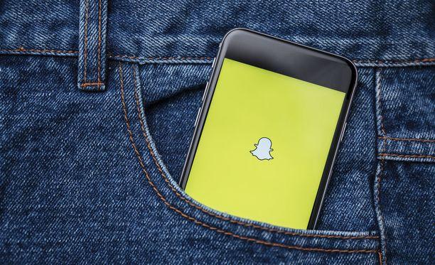 Snapchatin tuore päivitys on saanut monet käyttäjät näkemään punaista.