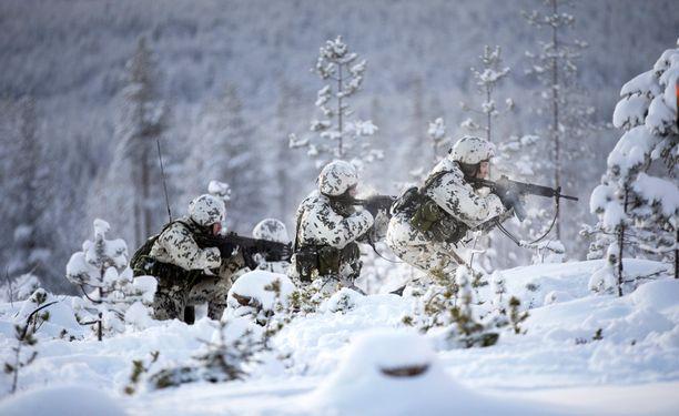 Puolustusvoimissa todettiin viime vuonna yhteensä 180 koronatartuntaa.