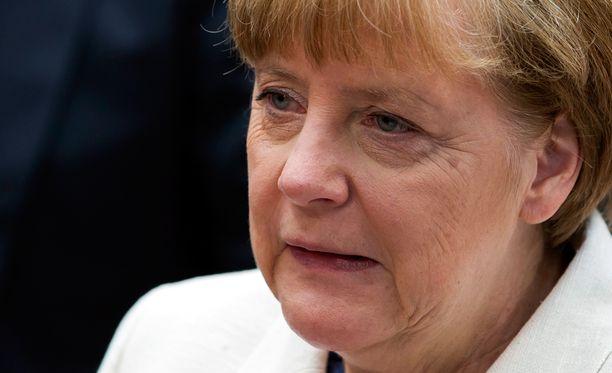 Saksan liittokansleri Angela Merkelin mukaan luottamus voidaan vielä palauttaa.