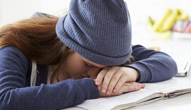 Yli puolet nuorista koki, ettei maltti riittänyt itsenäiseen opiskeluun.