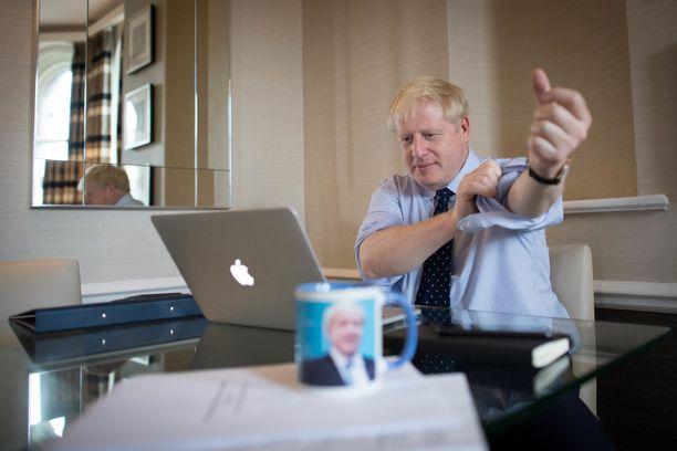 Boris Johnsonilla on alle kuukausi aikaa kehitellä brexit-sopimus Britannialle.