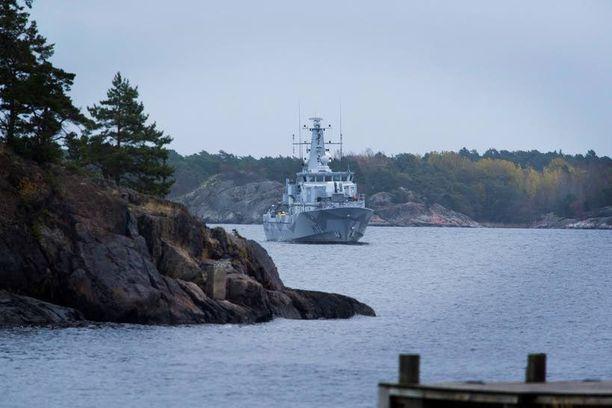 Ruotsin ulkoministeri Margot Wallström (sd) tyrmäsi esityksen Ruotsin Natojäsenyyden selvittämisestä.