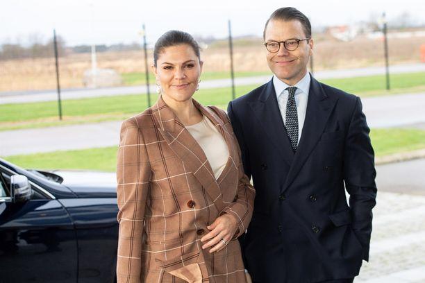Victoria ja Daniel ovat selättäneet koronavirustartunnan.
