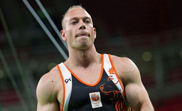 Yuri van Gelder lähetettiin Riosta kotimatkalle.
