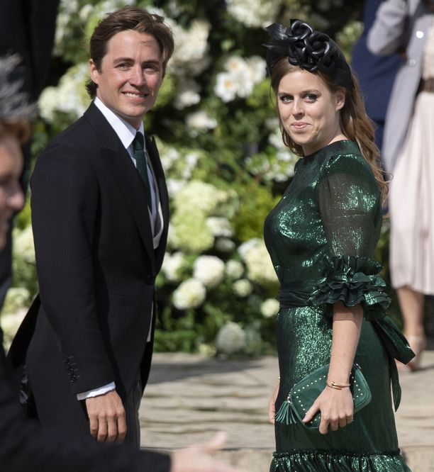 Prinsessa Beatricen ja Edo Mapelli Mozzin häät on peruttu.