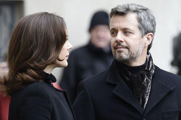 Kruununprinssi Frederikillä ja prinsessa Marylla on neljä lasta.