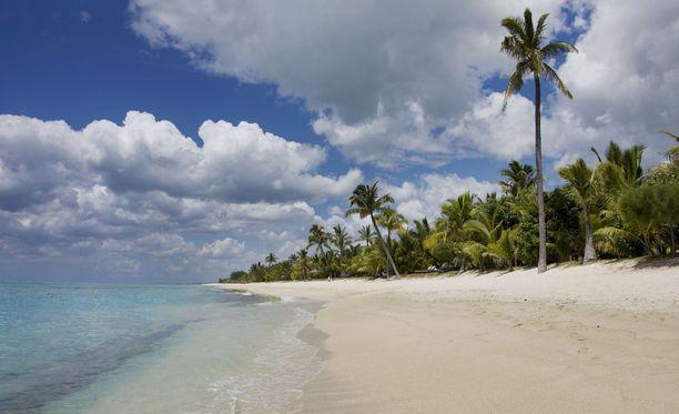 """Intian valtamerellä sijaitsevan Mauritiuksen saaren alta on löytynyt """"kadonnut manner"""", jolle on annettu nimi Mauritia."""