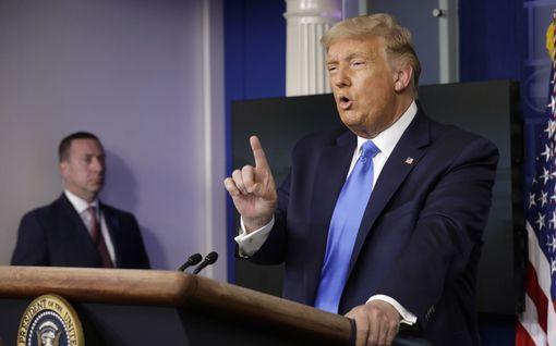 Trump kieltäytyy lupaamasta rauhanomaista vallanvaihtoa – uskoo vaalitulosta puitavan korkeimmassa oikeudessa