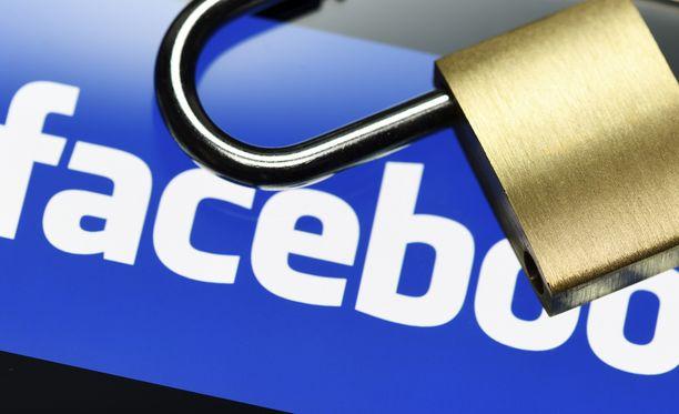 Kolmannen osapuolen palvelut eivät olleet suojanneet käyttäjien Facebook-tietoja.