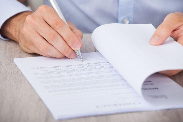 Vuokranantaja voi nostaa vuokraa vain, jos niin on mainittu vuokrasopimuksessa.