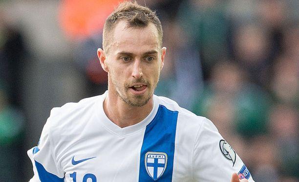 Fulham on kiinnostunut Sakari Mattilan palveluista.