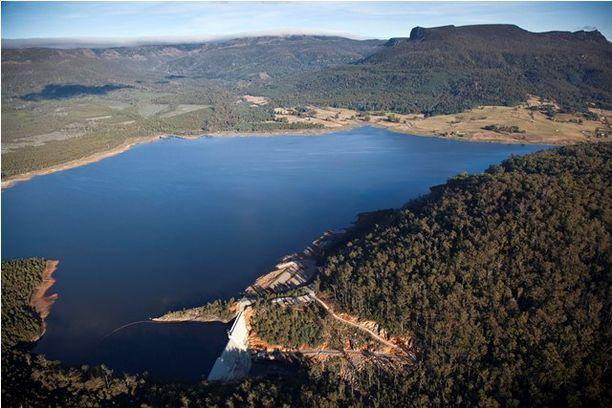 Veroja välttelevä perhe asuu Meander Valleyssa Tasmaniassa.