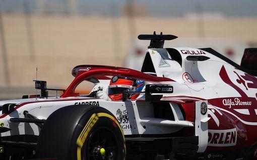 Räikkönen urakoi häkellyttävän määrän kierroksia – Ferrari-pomo ei halunnut kuulla Kimi-kysymystä