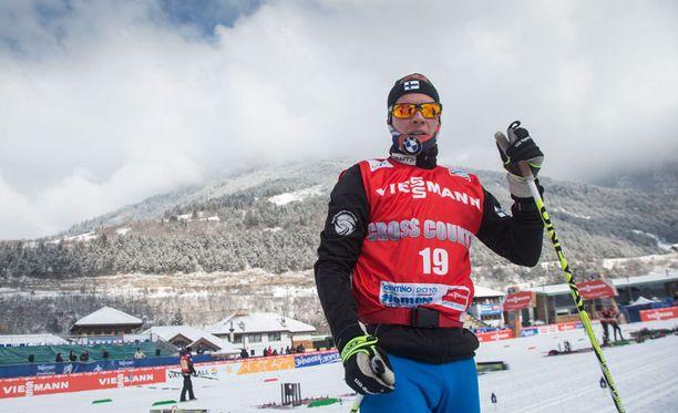 Matti Heikkinen hakee neljättä perättäistä voittoaan.