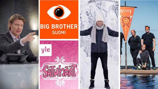 Mihin tosi-tv-sarjaan juuri sinä sopisit parhaiten?