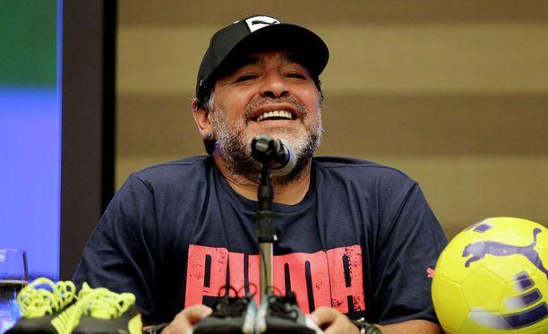 Diego Maradonan kaksi maalia Englantia vastaan vuonna 1986 jäivät molemmat omilla tavoillaan historiaan.