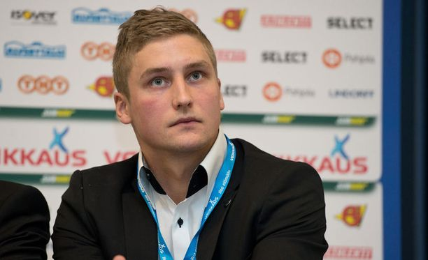 TPS-kapteeni Jukka Lehtovaaralla riittää töitä tällä kaudella.
