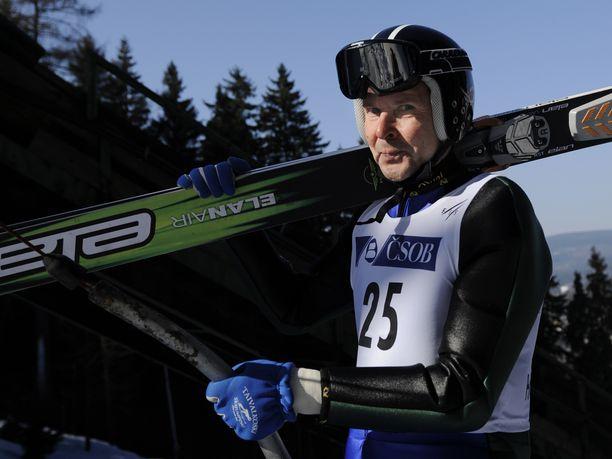 4. helmikuuta kuollut Matti Nykänen saa muistomerkin synnyinkaupunkiinsa.