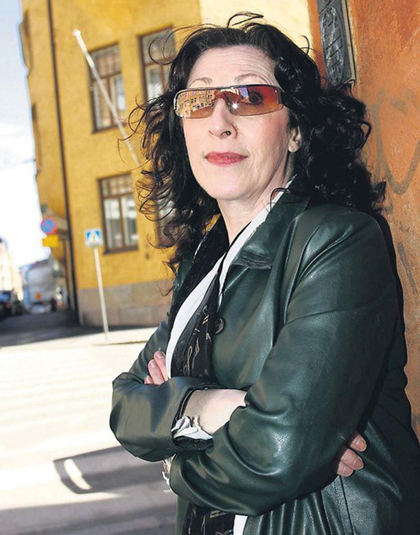KOTIMAASSA Muska palasi Yhdysvalloista Suomeen.