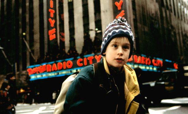 New York ja The Plaza -hotelli ovat suuressa osassa Home Alone 2 -elokuvassa.