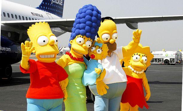 Simpsonien keltainen perhe on valloittanut maailmaa kohta kolmekymmentä vuotta.