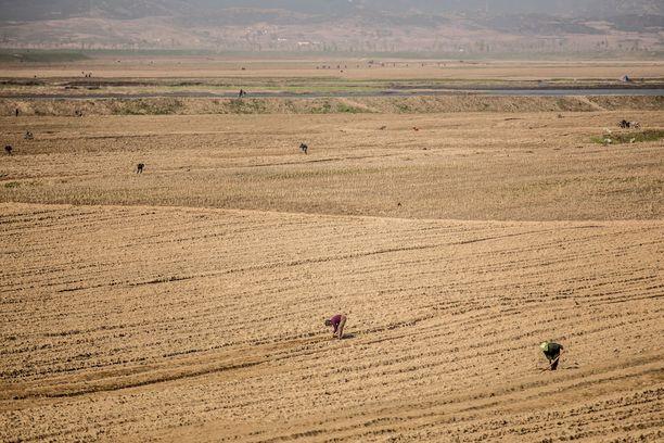 Maanviljelys on maassa tärkeä elinkeino.