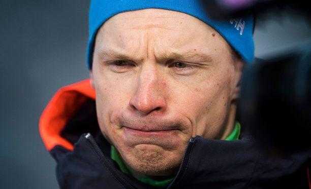 Iivo Niskanen on tällä kaudella noussut kertaalleen palkintopallille. Maailmancupin kokonaispisteissä hän on kahdeksantena.