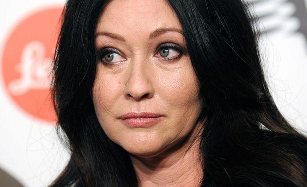 Shannen Doherty sairastui rintasyöpään.