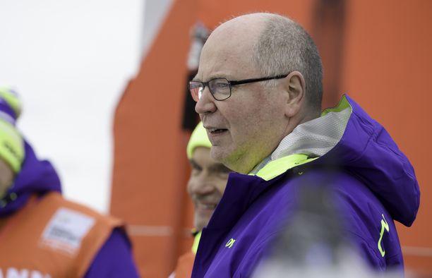 Eero Heinäluoman nimi pyöri ehdokasspekulaatioissa myös ennen vuoden 2012 presidentinvaaleja, mutta tuolloin SDP:n ehdokkaaksi valittiin Paavo Lipponen.