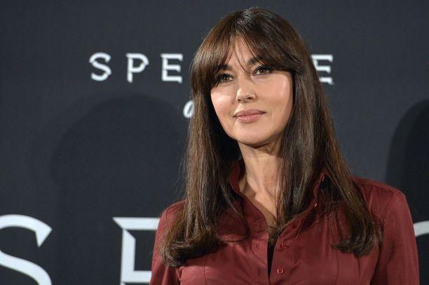 Näyttelijä Monica Bellucci olisi voitu nähdä James Bond -elokuvassa jo parikymmentä vuotta sitten.