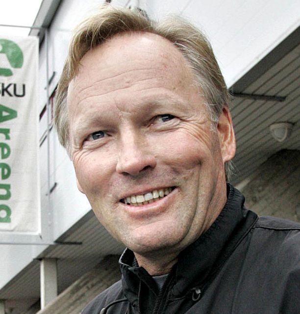 Erkki Laine edusti Suomea muun muassa kaksissa olympialaisissa.