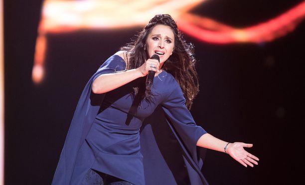 Jamala voitti euroviisut viime keväänä.