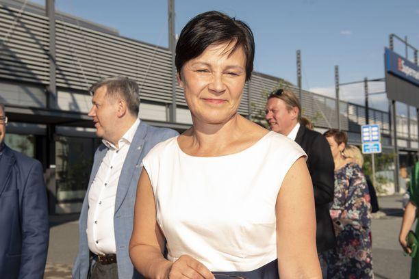 Marja Tiuralla on takanaan raskas kevät.