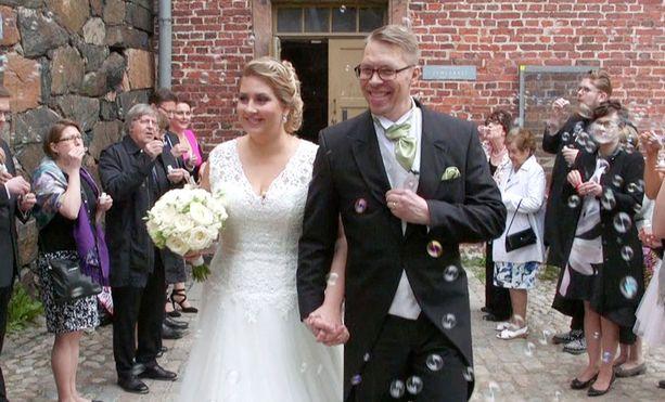 Johanna ja Markus ovat edelleen onnellisesti yhdessä.