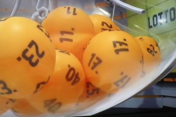 Viikon 15 lottoarvonnassa löytyi yksi 6+1 -tulos.