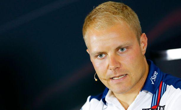 Valtteri Bottas yllättyi Williamsin vauhdista eilisissä aika-ajoissa.