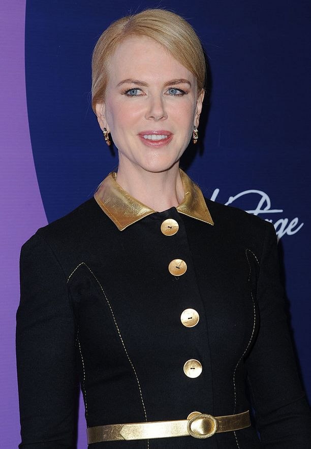 Nicole Kidman toimii Jimmy Choon mallina.