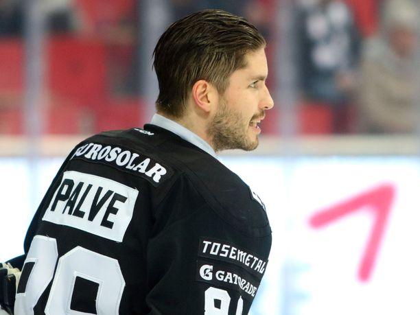 Oula Palven NHL:n valloitus ei onnistunut ainakaan ensimmäisellä yrittämällä.