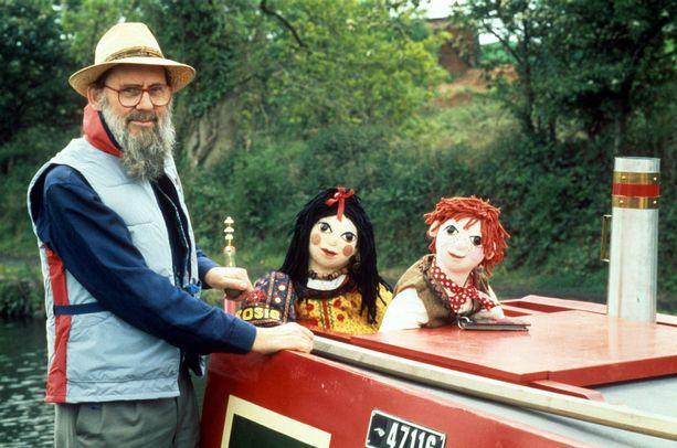 John Cunliffe tunnetaan myös Rosie ja Jim -sarjan käsikirjoittajana.