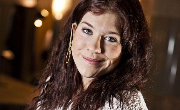Pernilla Karlsson voitti ensimmäisen Uuden musiikin kilpailun.