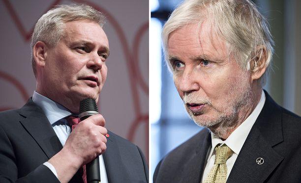 Sdp:n äänestäjät ovat lännettyneempiä kuin Antti Rinne tai Erkki Tuomioja.