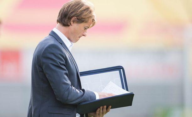 Mika Lehkosuo on tutkinut perusteellisesti Ventspilsin peliä.