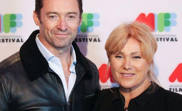 Hugh Jackman ja Deborra-lee Furnessin ovat olleet naimisissa 21 vuotta.