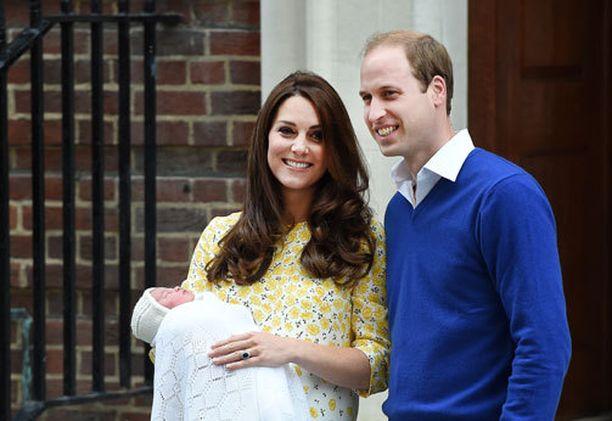 Kahden alle kaksivuotiaan lapsen vanhemmat, herttuatar Catherine ja prinssi William, elävät tällä hetkellä varsinaisia ruuhkavuosia.