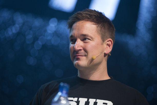 Ilkka Paananen on TPS:n suuromistajia yhdessä Supercell-kumppani Mikko Kodisojan kanssa.