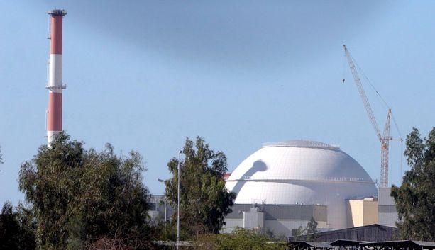 Busherin ydinvoimala valmistui vuonna 2013.