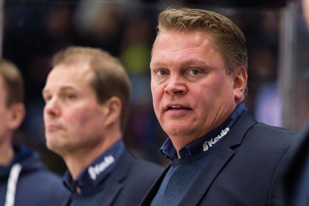Pekka Virran Lukko iski kuudesti JYPin verkkoon.